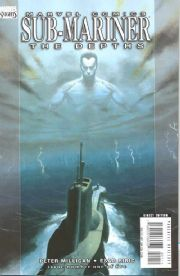Sub-Mariner The Depths #1 (2008) Marvel Knights comic book